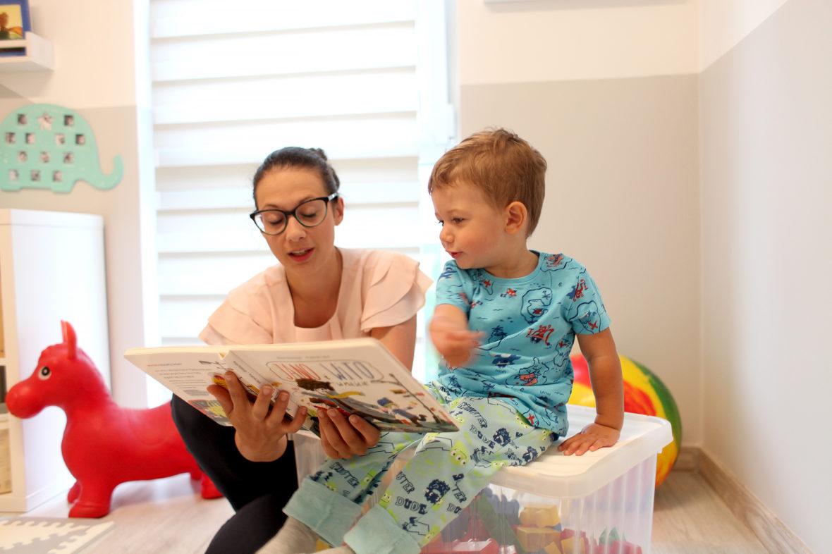 jak czytać książki małym dzieciom