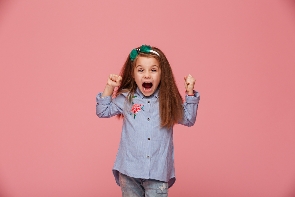 sposoby na złość u dzieci