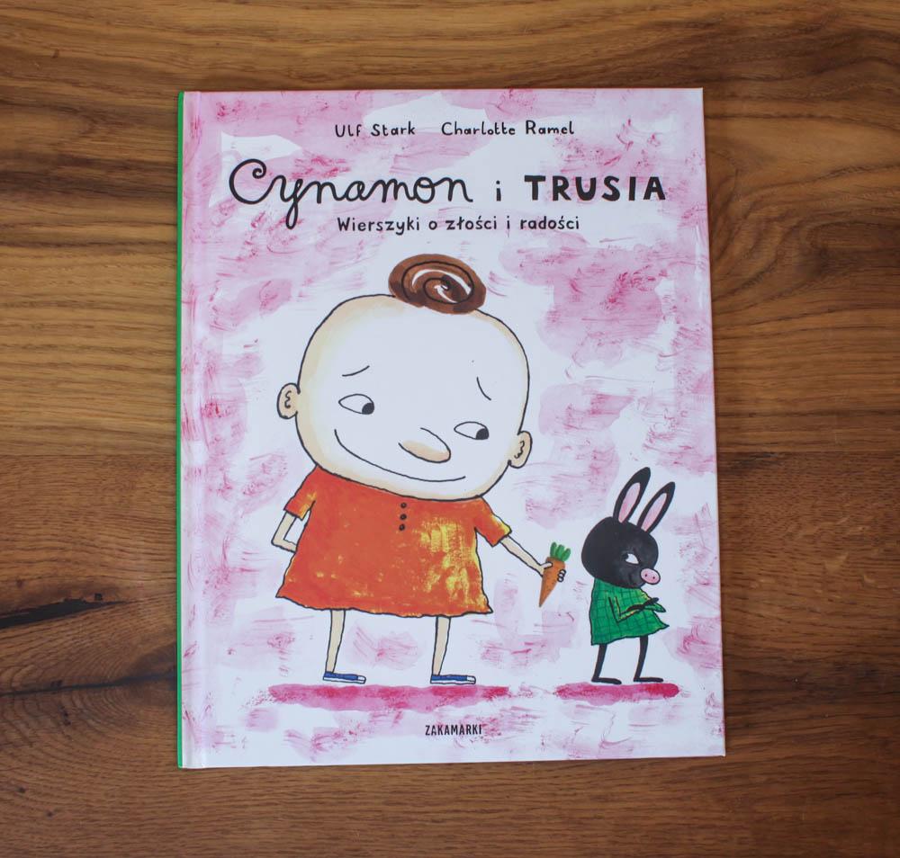 książka dla dzieci o emocjach
