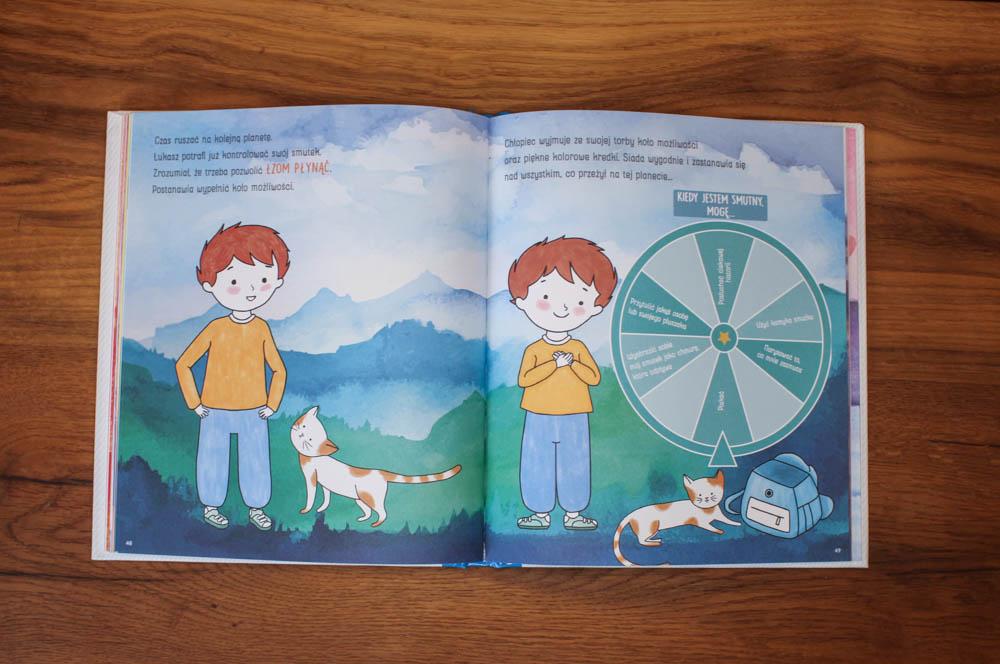 jak radzić sobie z emocjami  - 10 najlepszych książek dla dzieci