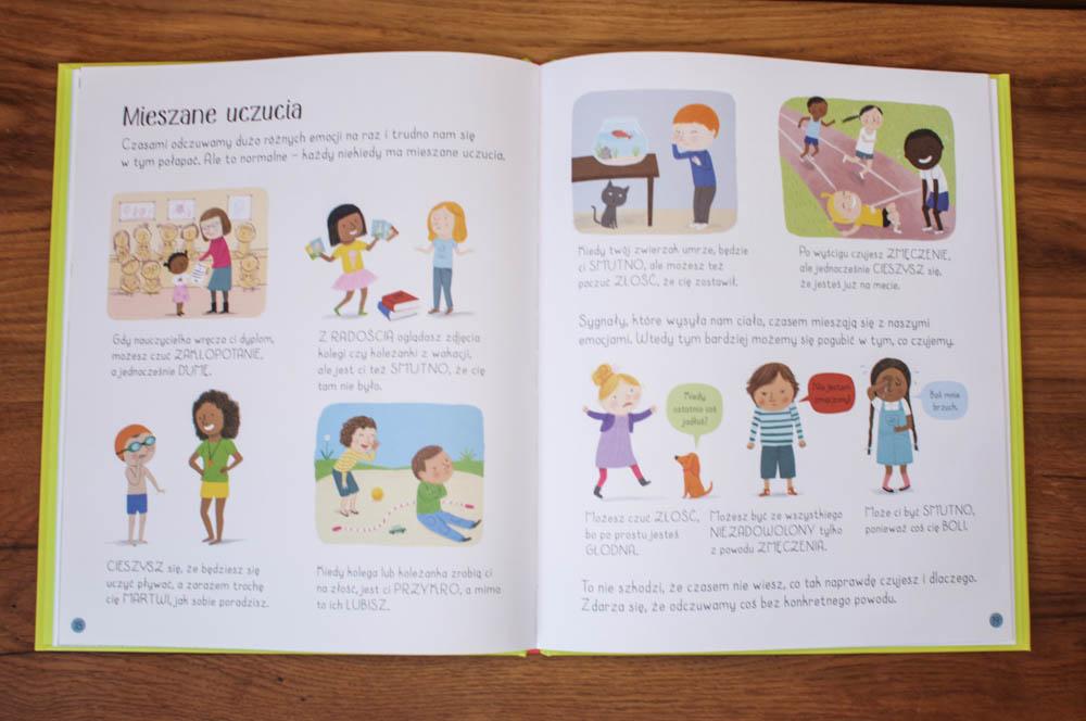 10 najlepszych książek o emocjach dla dzieci