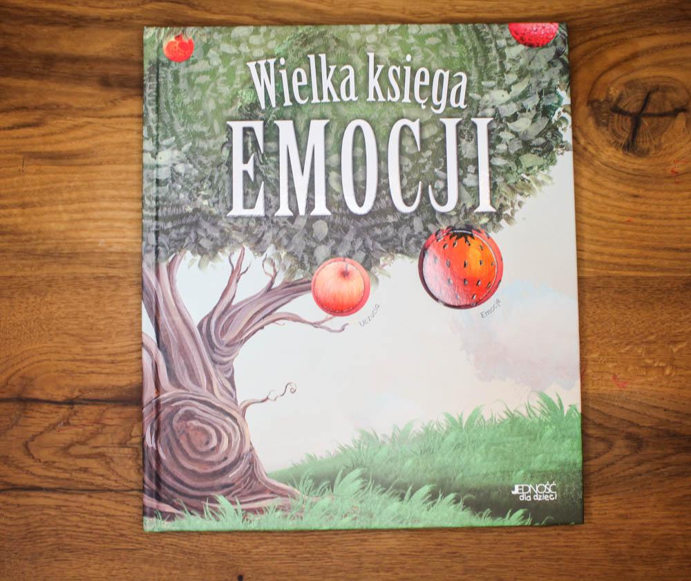 najlepsza książka o emocjach dla dzieci