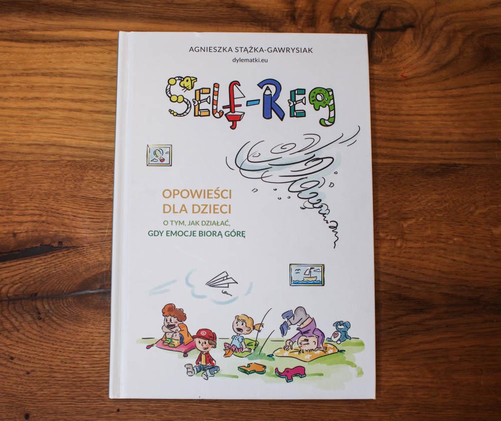 self-reg opowieści dla dzieci o emocjach
