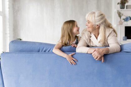 kiedy dziadkowie robią inaczej
