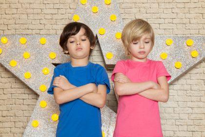 Ignorowanie dziecięcych zachowań